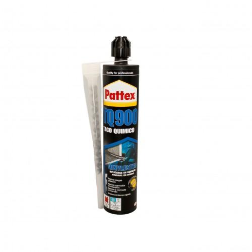 Adhesivo taco químico Pattex TQ-900 280 ml
