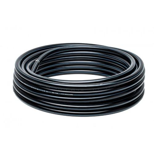 Rollo 100 metros tubería PE 40 PN10 baja densidad