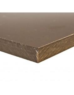 Placa Baquelita (Resina fenólica+Papel) 1000x1000 mm