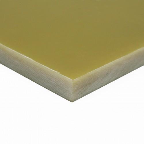 Placa Etoxisol (Resina epoxi+Fibra de vidrio) 1000x1000 mm