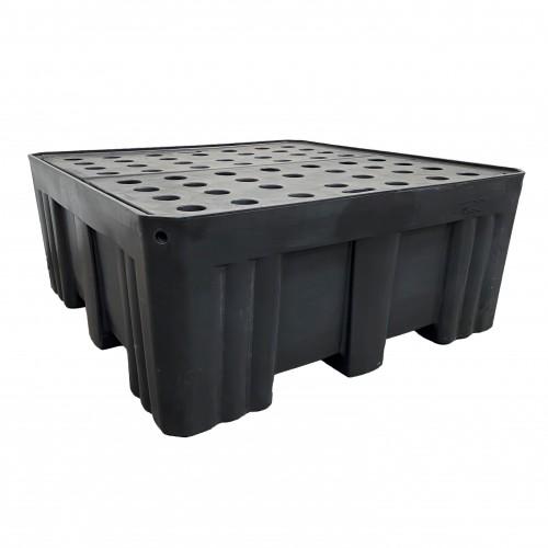 Cubeta de retención Polietileno 1200 litros