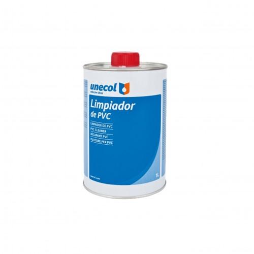 Bote limpiador PVC Uneplas 1 litro