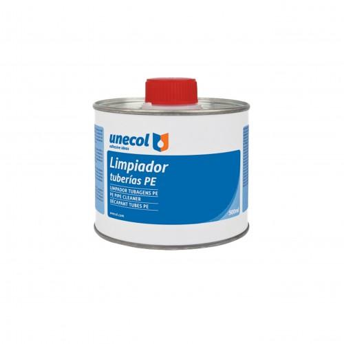 Bote limpiador especial tuberías Polietileno 500 ml