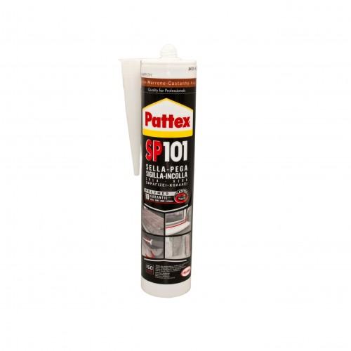 Pegamento sellador Pattex SP101 gris 280 ml