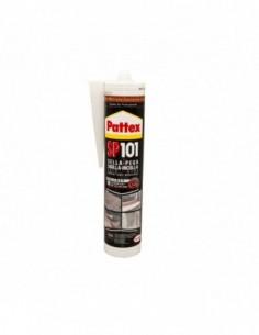Pegamento sellador Pattex SP101 negro 280 ml
